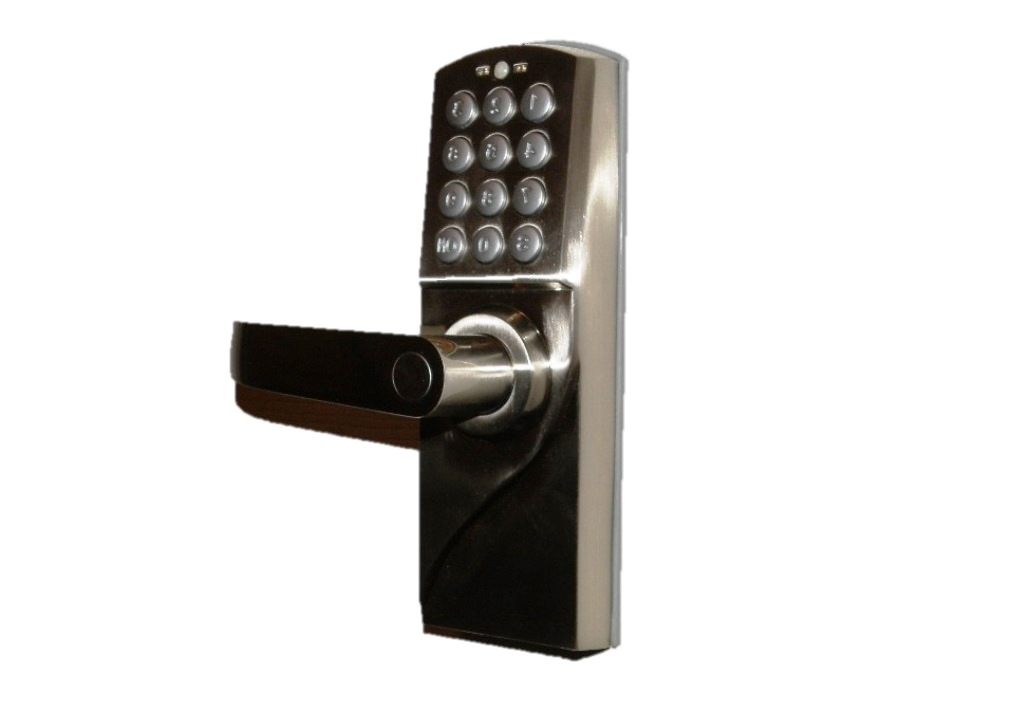 security electronic digital keypad door lock mrdj left hand - Biometric Door Lock