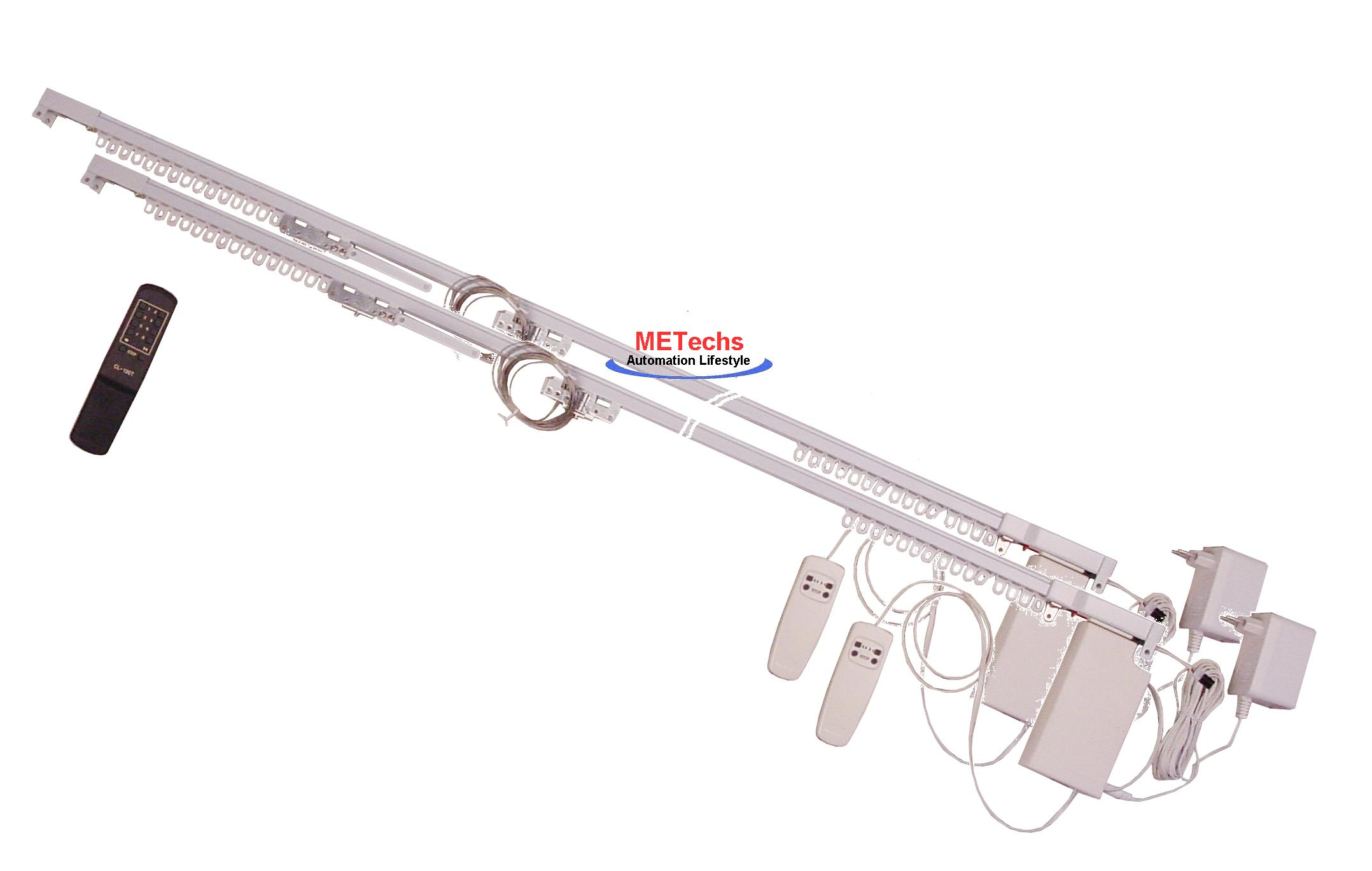 Image Result For Motorized Curtain Rod