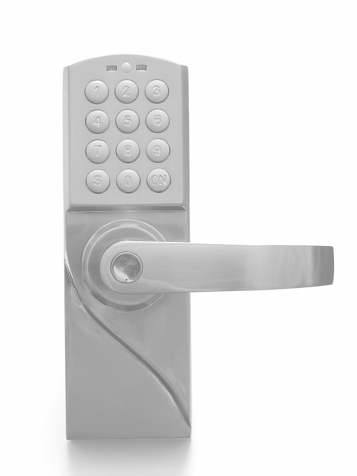 deadbolt smt smartkey cp p kwikset smartcode cylinder electronic nickel lock deadbolts single keyless door scr featuring satin