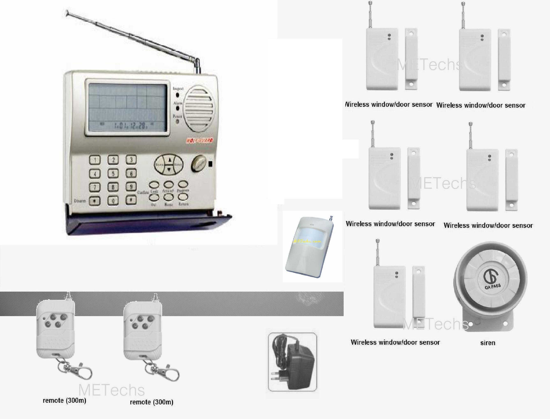Wireless Alarm System Wireless Alarm System Australian