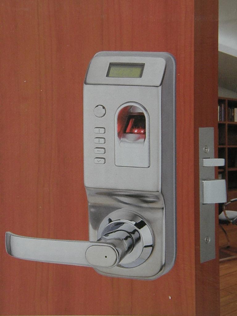 Security Keyless Fingerprint Biometric Door Lock Bf Lh I Bf Lh I
