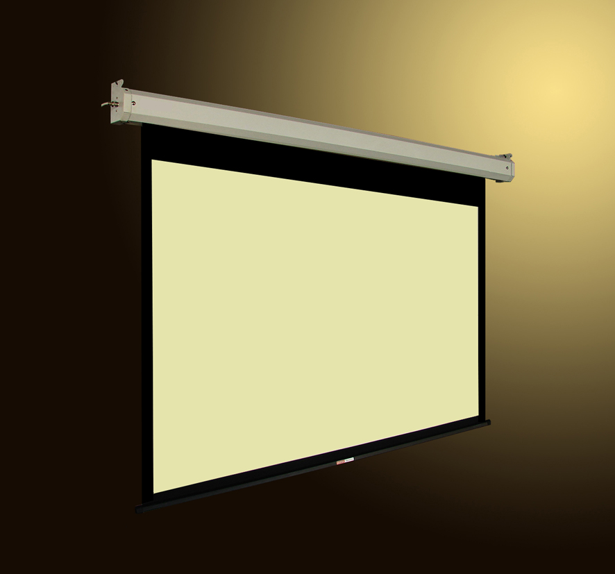 Projection screens for Motorized retractable projector screen