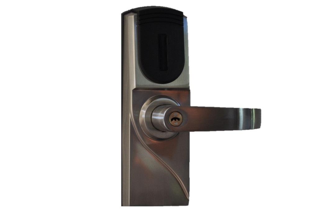 Keyless door lock, residential and comercial door lock, biometric ...